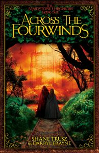 Modern portal fantasy - Across the Fourwinds