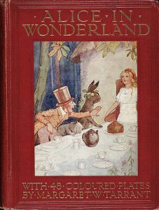 Classic portal fantasy Alice in Wonderland - 4382428977_6c25edc219_z