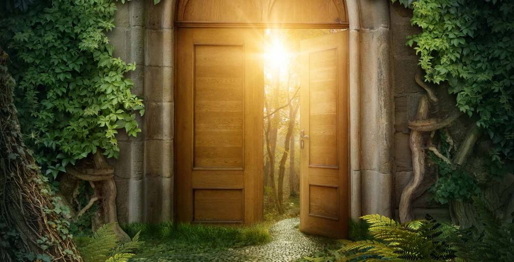 portal fantasy doorway