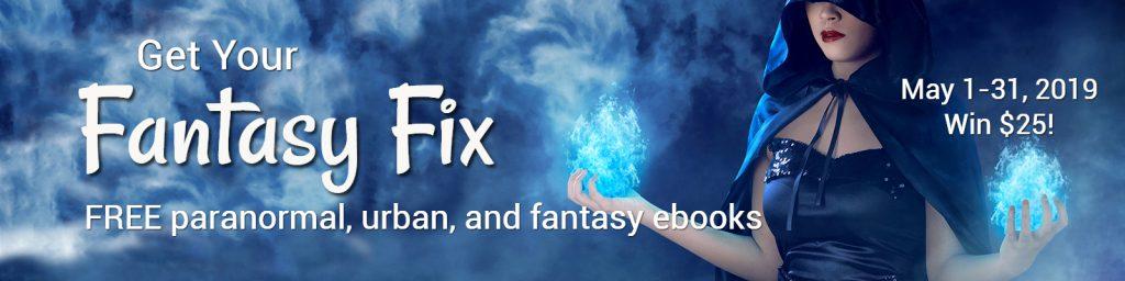 Fantasy Fix May 1-31, 2019