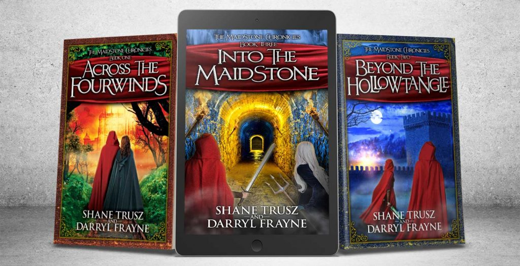 The Maidstone Chronicles Trilogy