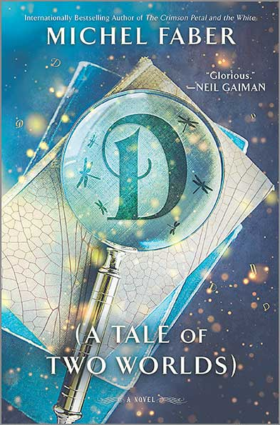 D (A Tale of Two Worlds) book cover