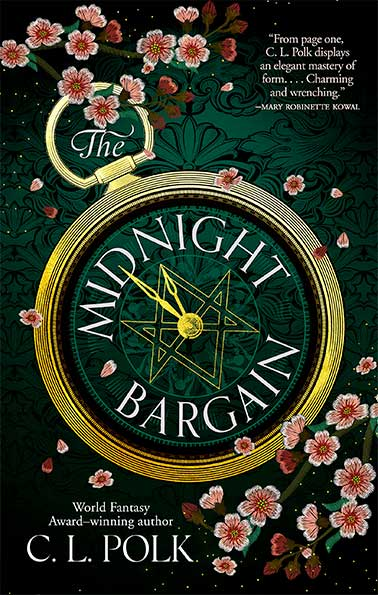 The Midnight Bargain book cover