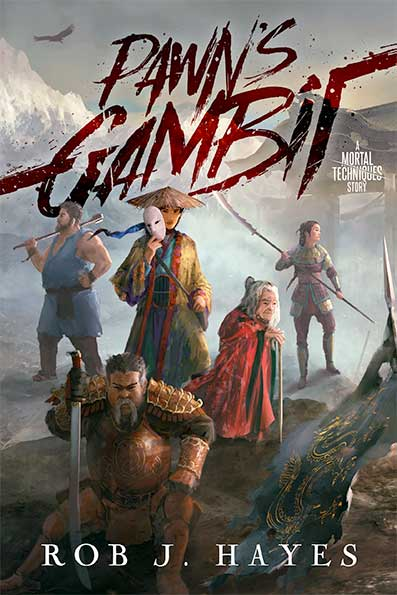 The Pawn's Gambit book cover